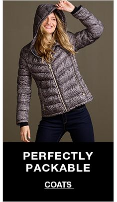 Perfectly Packable, Coats