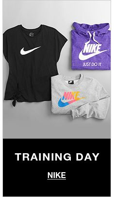 Training Day, Nike