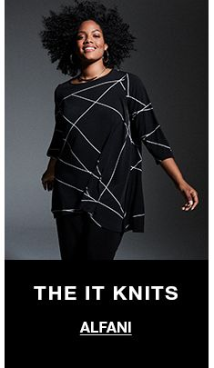 The it knits, Alfani