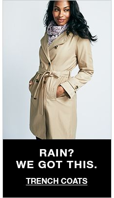 760856ff56 Trenchcoat Womens Coats - Macy's