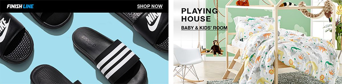 Finishline, Playing House, Baby and Kids Room