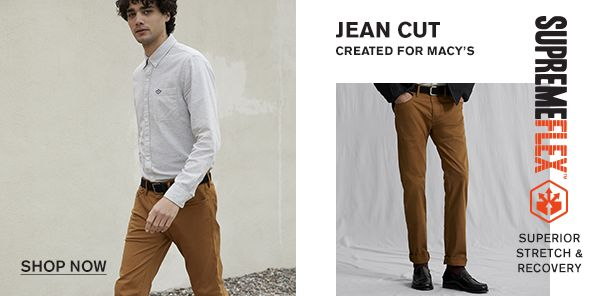 Jean Cut, Created For Macy's, Supremeflex, Shop Now