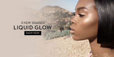 3 New Shades, Liquid Glow, Shop Now