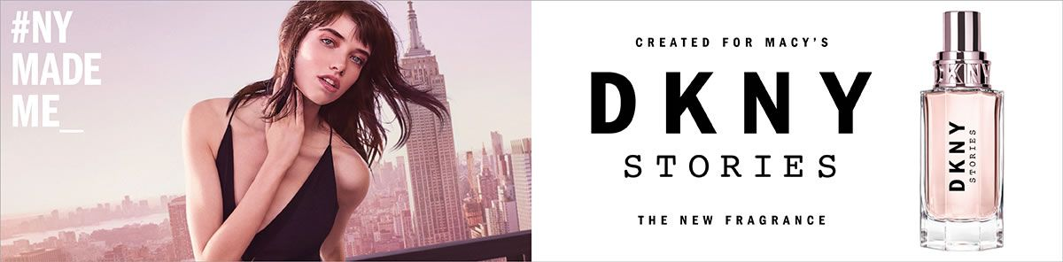 Dkny, Stories, The new Fragrance