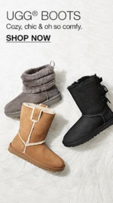Ugg Boots, Cozy, chic and oh so comfy, Shop Now