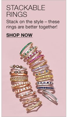 7feefdadeb723 Stackable Rings - Macy's