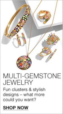 Multi - Gemstone Jewelry, Shop Now