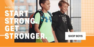 Back to School, Start Strong Get Stronger, Shop Boys