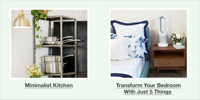 Minimailist Kitchen, Transform Your Bedroom with Just 5 Things