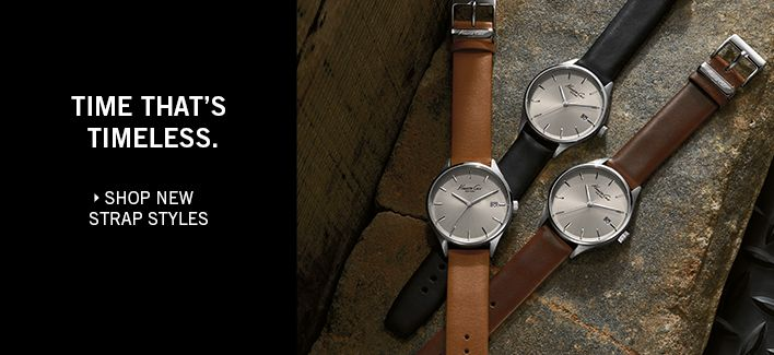 Time That's Timeless, Shop new Strap Styles