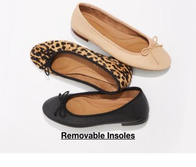 Removable Insoles