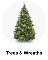 Trees and Wreaths
