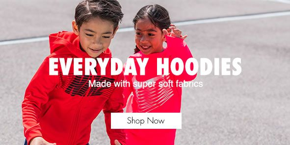 Everyday Hoodies, Made with super soft fabrics, Shop Now