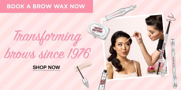 Book a Brow Wax Now, Transforming brows since 1976, Shop Now