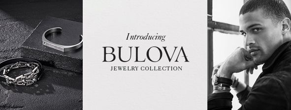 Introducing, Bulova, Jewelry Collection