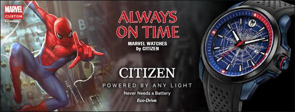 Marvel, Always on Time, Citizen