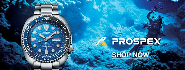 X Prospex, Shop Now