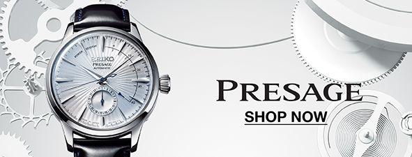 Presage, Shop Now