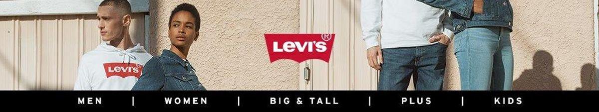 Levi's, Men, Women, Big and Tall, Plus, Kids