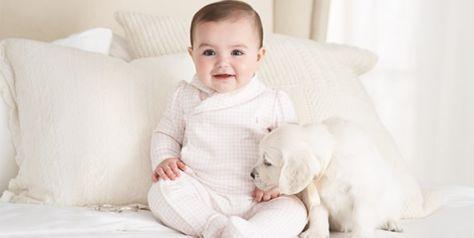 d972f91d6ad97 Ralph Lauren Baby Clothes & Polo - Macy's