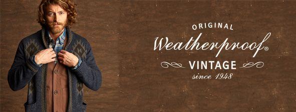 Original, Weatherproof, Vintage, Since 1948