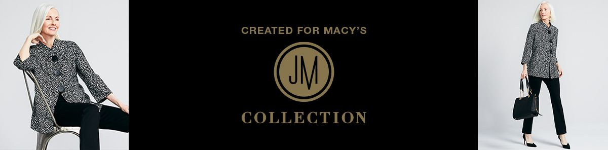 Created For Macy's, jm Collection