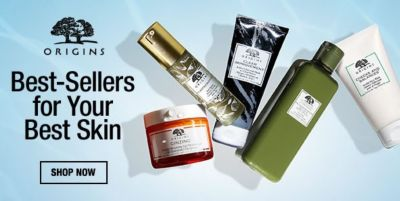 Orgins, Best-Sellers for Your Best Skin, Shop Now