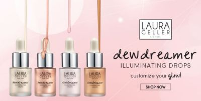 Dewdreamer, Illuminating Drops, Customize your glow! Shop Now