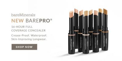 Bareminerals, New Barepro, 16-Hour Full Coverage Concealer, Shop Now
