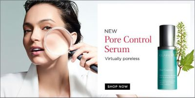 New Pore Control Serum, Shop Now