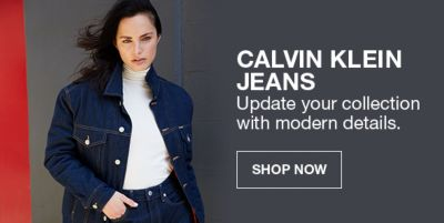 Calvin Klein Jeans, Update your collection with modern details, Shop Now