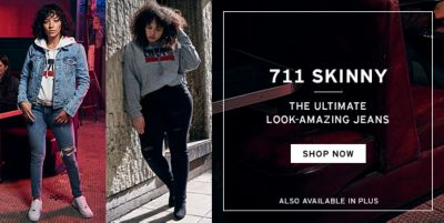 711 Skinny, The Ultimate Look-Amazing Jeans,Shop Now