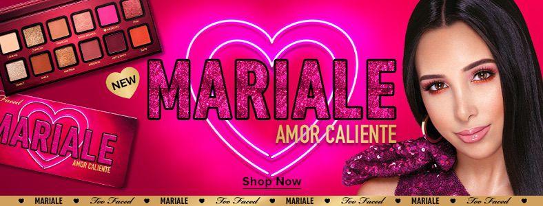 New Mariale, Amor Caliente, Shop Now