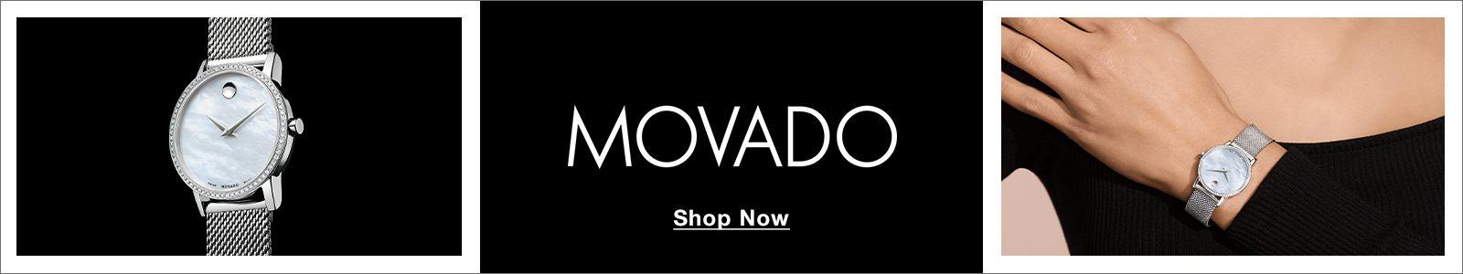 Movado, Shop Now