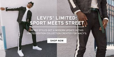 Levi's Limited: Sport Meets Street, Shop Now