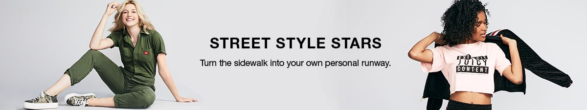 Street Style Stars, Turn the sidewalk into your own personal runway