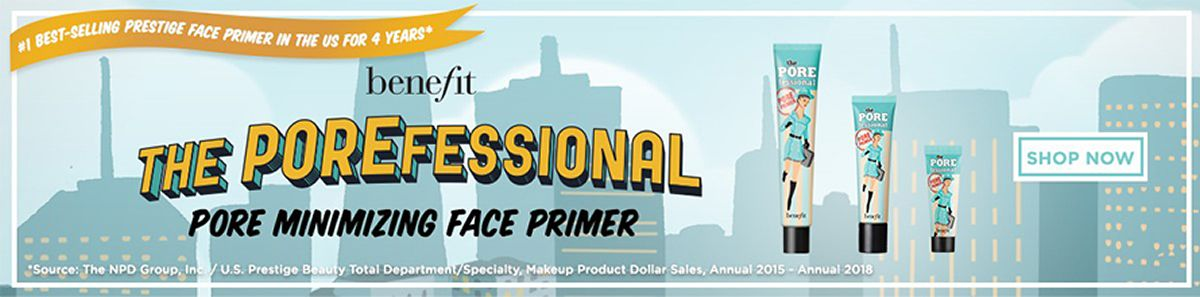Benefit, The Porefessional, Pore Minimizing Face Primer