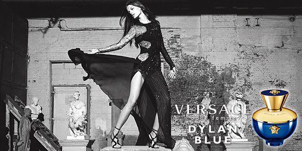 Versace pour femme, Dylan Blue