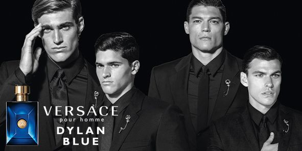 Versace pour homme, Dylan Blue