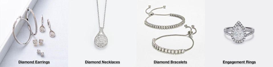 c1f8f02c5dc0a Diamond Jewelry - Macy's
