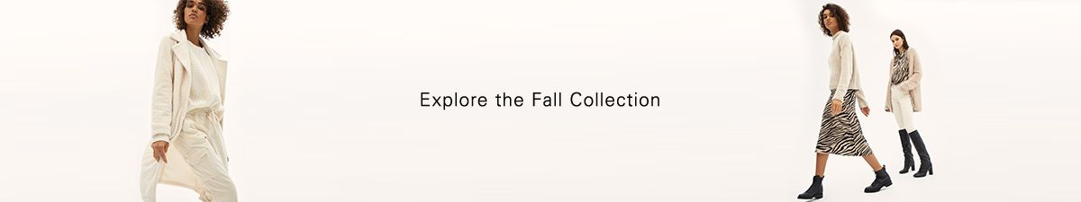 Explore the Fall Collection