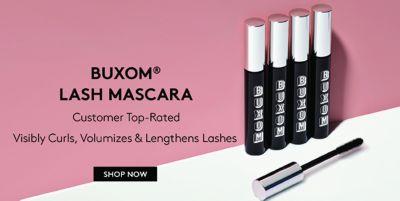 Buxom Lash Mascara, Customer Top-Rated Visibly Curls, Volumizes and Lengthens Lashes