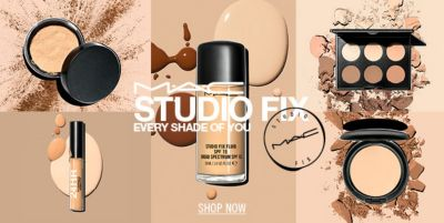 Mac, Studio Fix, Every Shade of You, Shop Now