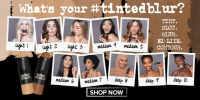 What's your tintedblur? Tint, Blot, Blur, Hi-Lite, Contour