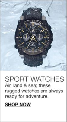 Sport Watches, Shop Now