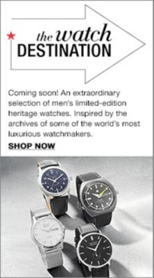 The Watch Destination, Shop Now