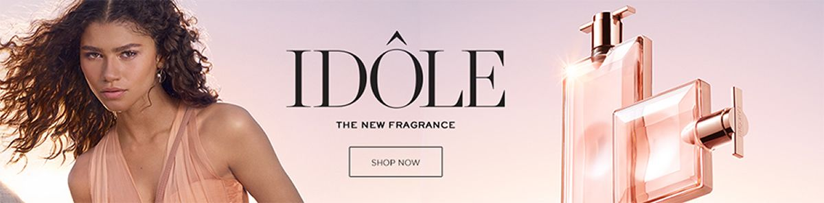 Idole, The New Fragrance, Shop Now