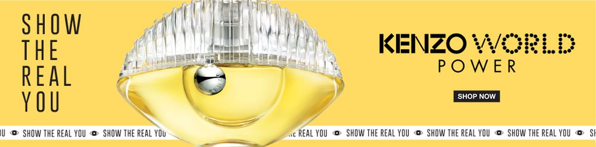 Show The Real You, Keno World Power, Shop Now