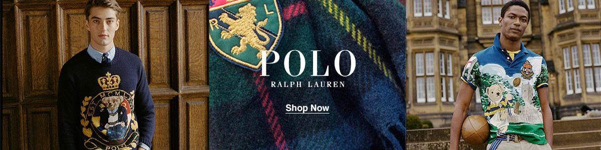 Polo Ralph Lauren, Shop Now