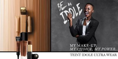 My Make-Up My Choice, My Power, Teint Idole Ultra Wear